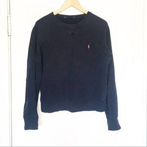 Ralph Lauren Soort Navy Blue Sweatshirt